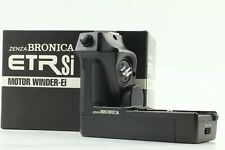 [Near Mint in Box] BRONICA ETR Motor Drive Winder For ETR S Si From Japan #380