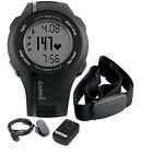 New Garmin Forerunner 210 Waterproof GPS Heart Rate Monitor Sport Watch-Black