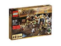 LEGO Hobbit 79004 Die Grosse Flucht Barrel Escape