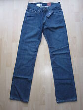 BNWT Tommy Hilfiger Designer Madison W30 L36 Mens Jeans Tall Long Resin Stone Us