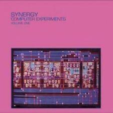 Synergy - Computer Experiments Lautstärke One - NEU