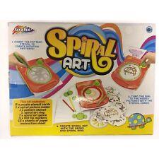 3 En 1 Grafix spirale Art spirographe enfants activité de coloriage motif Jouet