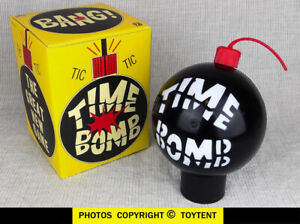 Time Bomb Game by Milton Bradley 1964