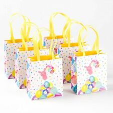 "Set Of 6/"" /""Treat Bags 3/""/""X10/""/"" 50//Pkg-Clear"