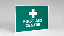 First Aid Signage - 'First Aid Centre' - First Aid Sign