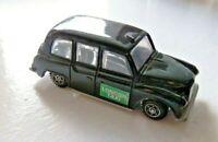 London Taxi Cab Modellauto Metall Diecast 1:50 England altes Souvenir Modell