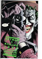 BATMAN THE KILLING JOKE #1 (1988) - Grade 9.4 - 1st printing!