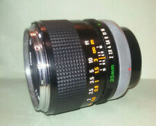 CANON  LENS Objectif  FD  35mm  1: 2 ... superbe