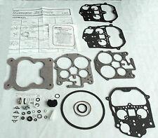 """1980 CARB KIT ROCHESTER Q-JET 4 BARREL #17080228 CORVETTE V8 350"""" ENGINE  NEW"""