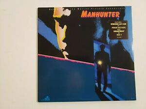 Manhunter Music From The Motion Picture Soundtrack 1986 LP Promo-Used