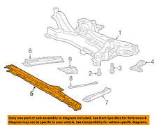 TOYOTA OEM Front Suspension-Front Cross Member 5710447020