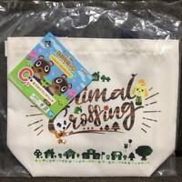 Ichiban Kuji Animal Crossing Prize C Lunch Bag BANDAI 2019 Japan F/S