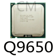 Intel Core 2 Quad Q9650 3GHz 12BM/1333Mhz CPU Processor