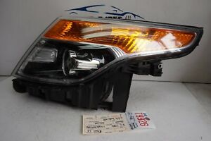 2011 2015 FORD EXPLORER LIMITED LH XENON HID HEADLIGHT OEM 2012 2013 14 UE79926