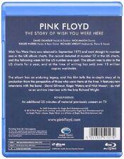 PINK FLOYD - THE STORY OF WISH YOU WERE HERE  BLU-RAY NEU