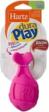Hartz Dura Play Dog Rocket Toy Bacon Scented - Small - Assorted Colors