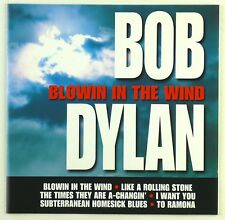 CD-Bob Dylan-BLOWIN IN THE WIND-a4662