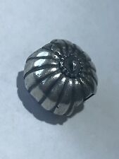 Beautiful Sterling Silver 925 Chamilia Pumpkin Charm Bead Spacer