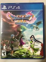 Dragon Quest XI Echoes of an Elusive Age Standard Edition PS4 New Sealed