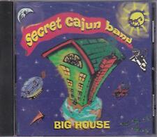 Secret Cajun Band Big House CD 1995 Razor Boy STL Ska Ring Around 2-Beer MU-330