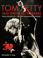 Tom Petty & The Heartbreakers From Gainesville The 30th Anniversary Concert DVD