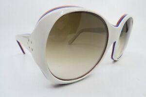Vintage 70s sport ski sunglasses gradient lens women's S/M France SUPERB