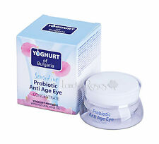 YOGHURT OF BULGARIA PROBIOTIC EYE CREAM WITH ROSE OIL, YOGHURT- SENSITIVE SKIN