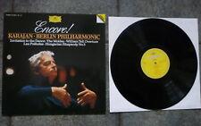 DGG 413 587-1 DIGITAL KARAJAN ENCORE! VINYL LP MADE IN WEST GERMANY