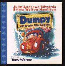 Dumpy and the Big Storm - Julie Andrews - NEW -  Hardcover w/ Jacket   MINT