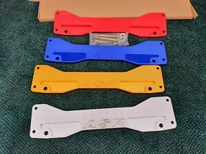 Rear Subframe Brace ASR Style For Honda Civic EP2 EP3 Acura Integra DC5 RSX RED