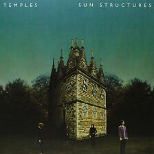 TEMPLES : SUN STRUCTURES  (LP Vinyl) sealed
