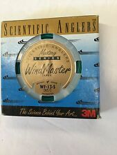 SCIENTIFIC ANGLERS WIND MASTER TAPER WF13S INT/1 FLY LINE