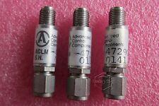 1pc Aeroflex Acc Aclm-4729C 0.5-18Ghz 2W Sma Rf Microwave Coaxial Power Limiter