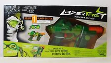 Lazer Tag TEAM OPS Deluxe 1 Player System Tiger Electronics New in Box!