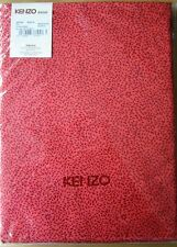 KENZO MAISON SINGLE Fitted Sheet SAONA OPALINE 90x200cm NEW