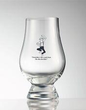 Glencairn Cristal Whisky degustación de vidrio-grandpaw broon Edición Especial