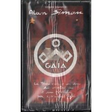 Alan Simon MC7 Gaia - A'Opera Original Of / Ricordi Sealed 0828765150040