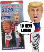 President Donald Trump 2020 Talking Pen 10 New Trump Sayings Trump's Real Voice