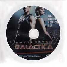 Battlestar Galactica Season 1 Limited Edition Collectible PROMO DVD, BRAND NEW