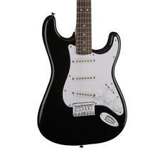 Fender Squier Bullet Stratocaster Chitarra elettrica Nera con Stereo Custodia