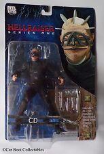 NECA Reel Toys Hellraiser Series 1 CD action figure (Sealed) - Horror Movie