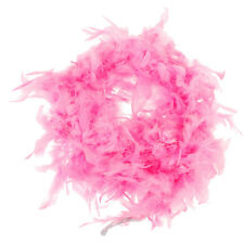 6.6 Ft Soft Fluffy Feather Boa Fluffy Wedding Party Craft Decor Dress Up Prop