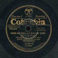 78 rpm vintage records-Dance-COLUMBIA 2130-D-Paul Tremaine & Orchestra