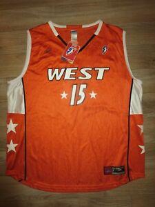 Lauren Jackson Seattle Storm 2006 WNBA All Star Game adidas Jersey 2XL 2X NEW