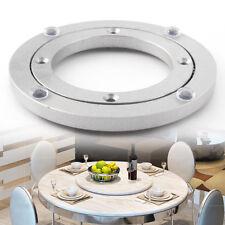 """5"""" Support Base en aluminium rotative pour plaque plateau tournant de table"""