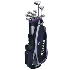 Callaway Womens Strata Plus 14-Piece Complete Golf Set with Bag