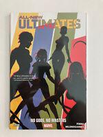 All-New Ultimates Vol 2 No Gods No Masters -Marvel Comics TPB Graphic Novel NEW!