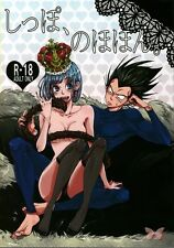 Dragon Ball Dragonball Z LOVE Doujinshi Comic Vegeta x Bulma Comfy Tail