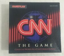 Gameplan Cnn The Game Cover The World As A Correspondent