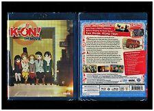K-On: The Movie (Brand New Blu-ray Anime Disc, 2013)